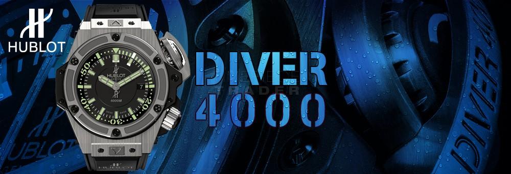 Hublot | Diver 4000